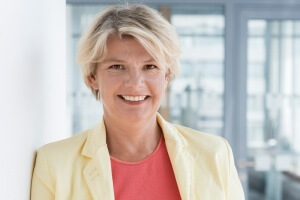 Ulrike Dotzer, neues Vorstandsmitglied