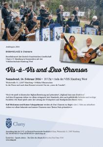 Vis-a-Vis Duo chanson