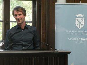 David Blankenstein - Alexander von Humboldt in Paris