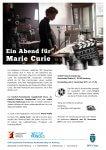 Ein Abend für Marie Curie
